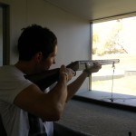 Shotgun Fun in Wanaka